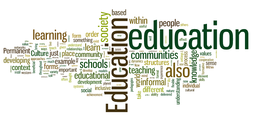 education words