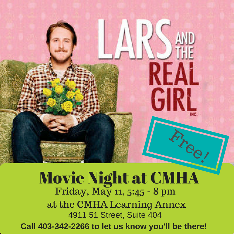 cmha at the movies